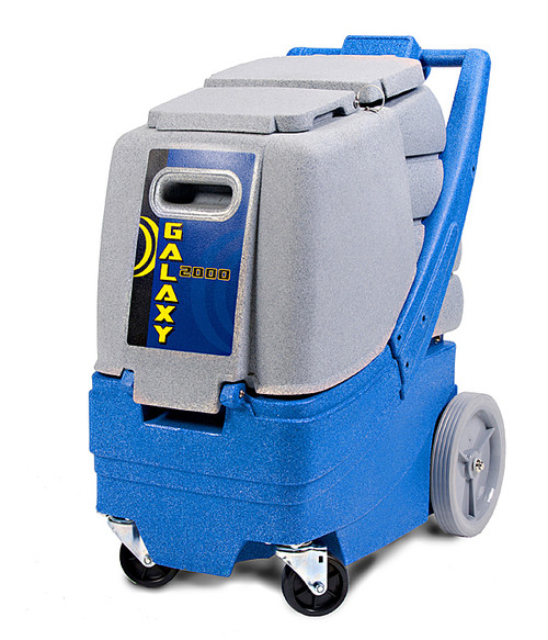 The compact size of the Galaxy 2000IX-HR is ideal for a single person to use.