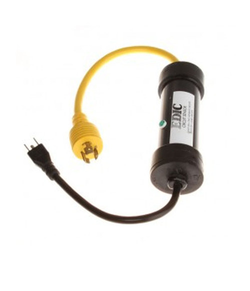 EDIC's portable circuit sensors allow you to look for separate circuits BEFORE you plug in.