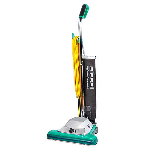 """With its 16"""" cleaning path, powerful 870 watt motor and 50ft. cord, the Bissell BG102 is built for commercial applications."""