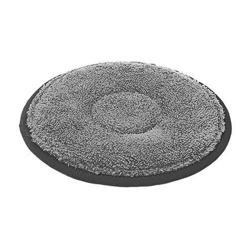 The MotorScrubber Microfibre Pad is great for cleaning smooth surfaces such as glass, mirrors, stainless steel.