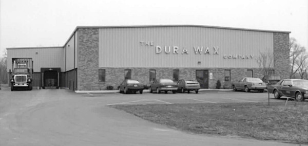Dura Wax Albany St. Location in the 1990s