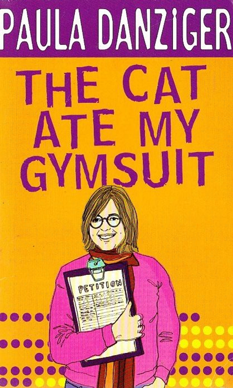 Danziger Paula The Cat Ate My Gymsuit Thebookshop