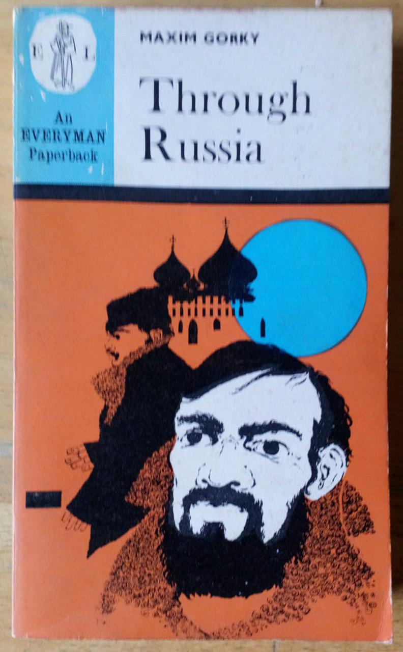 Gorky Maxim Through Russia Vintage Everyman Pb Short Stories
