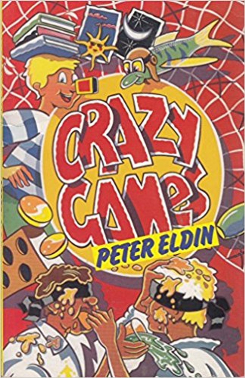 Eldin Peter Crazy Games Thebookshop