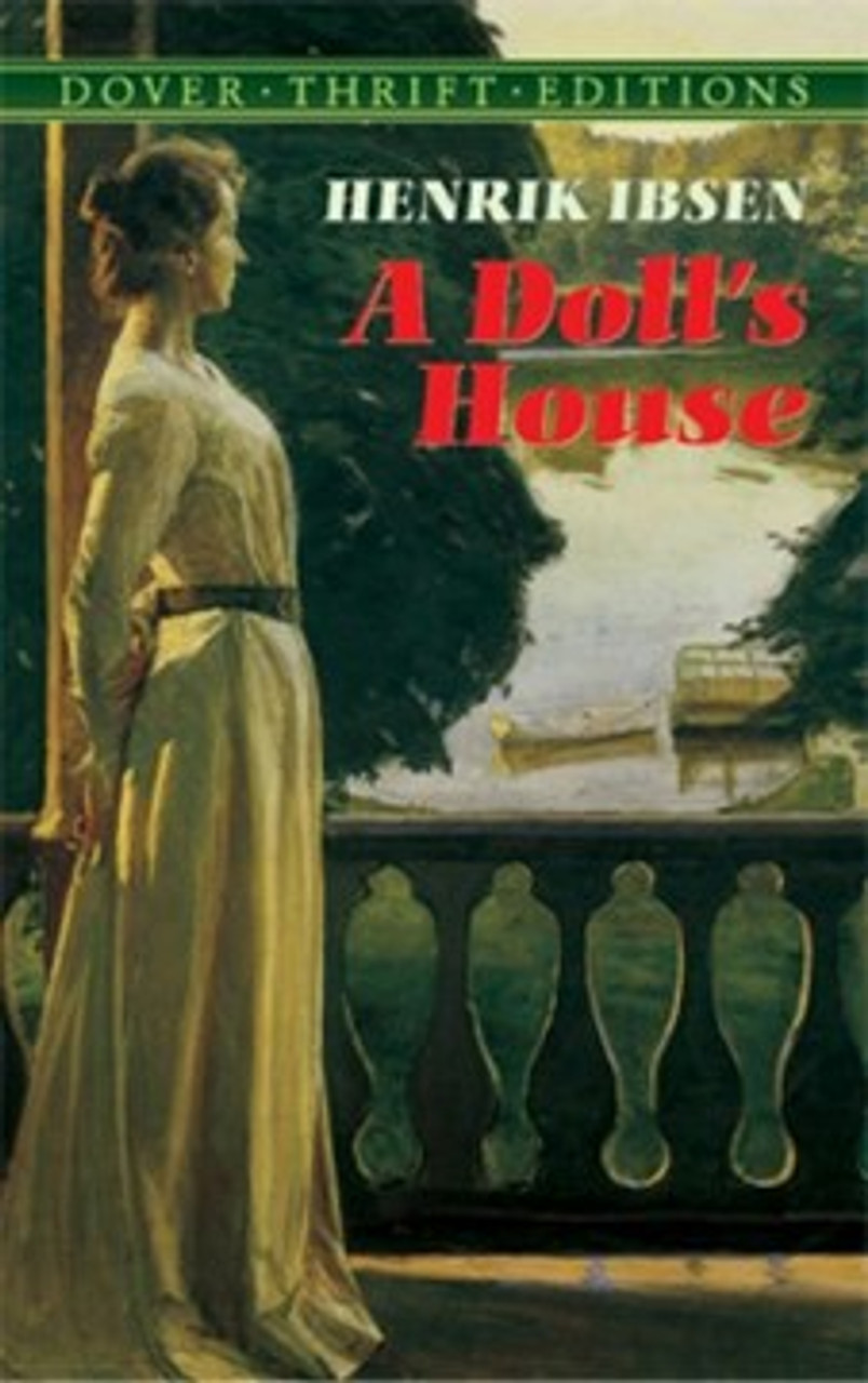 Ibsen, Henrik - The Doll's House ( Play/Drama) Dover PB Ed - BRAND NEW