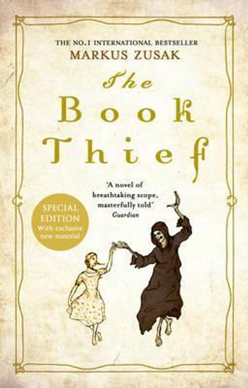 Zusak, Markus - The Book Thief - BRAND NEW PB