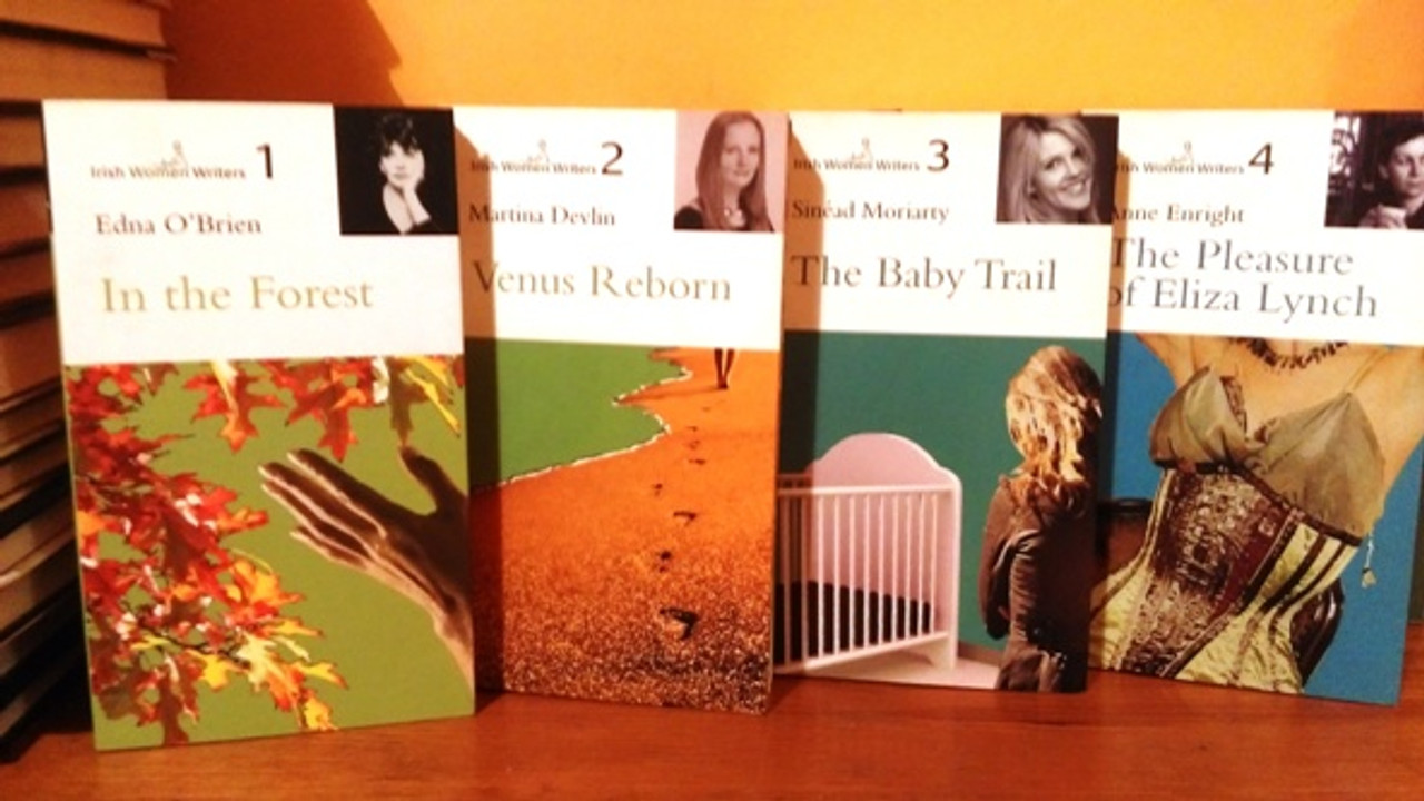 Irish Women Writers (Irish Independent) (Complete 20 Book Set)