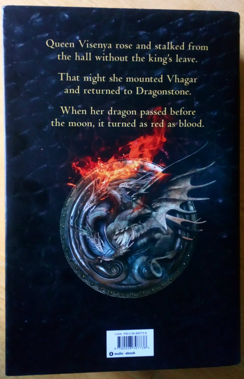 Martin, George R.R - Fire and Blood - HB 1st Ed 2018