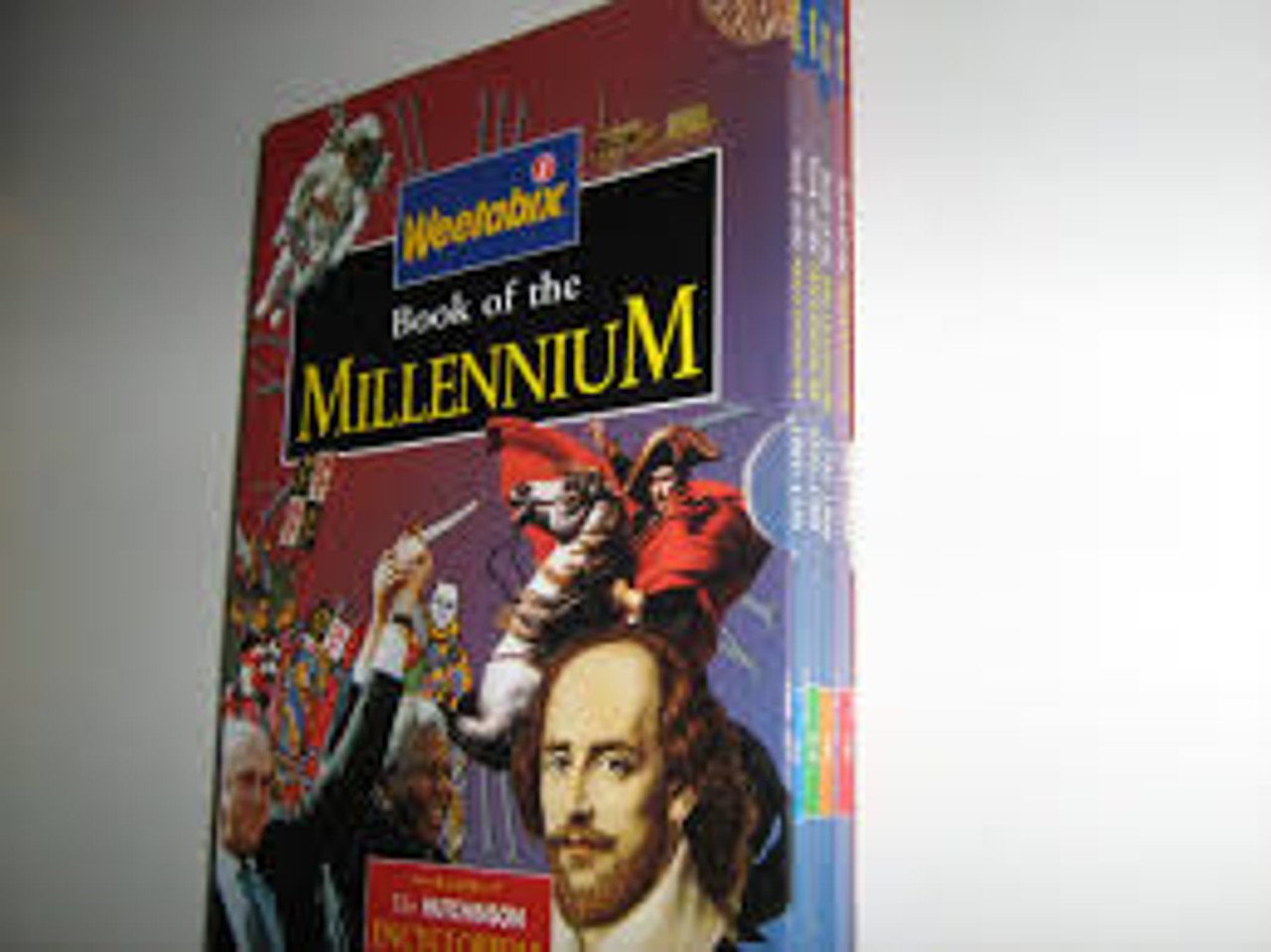 Weetabix: Book of the Millenium (Complete 4 Book Box Set)