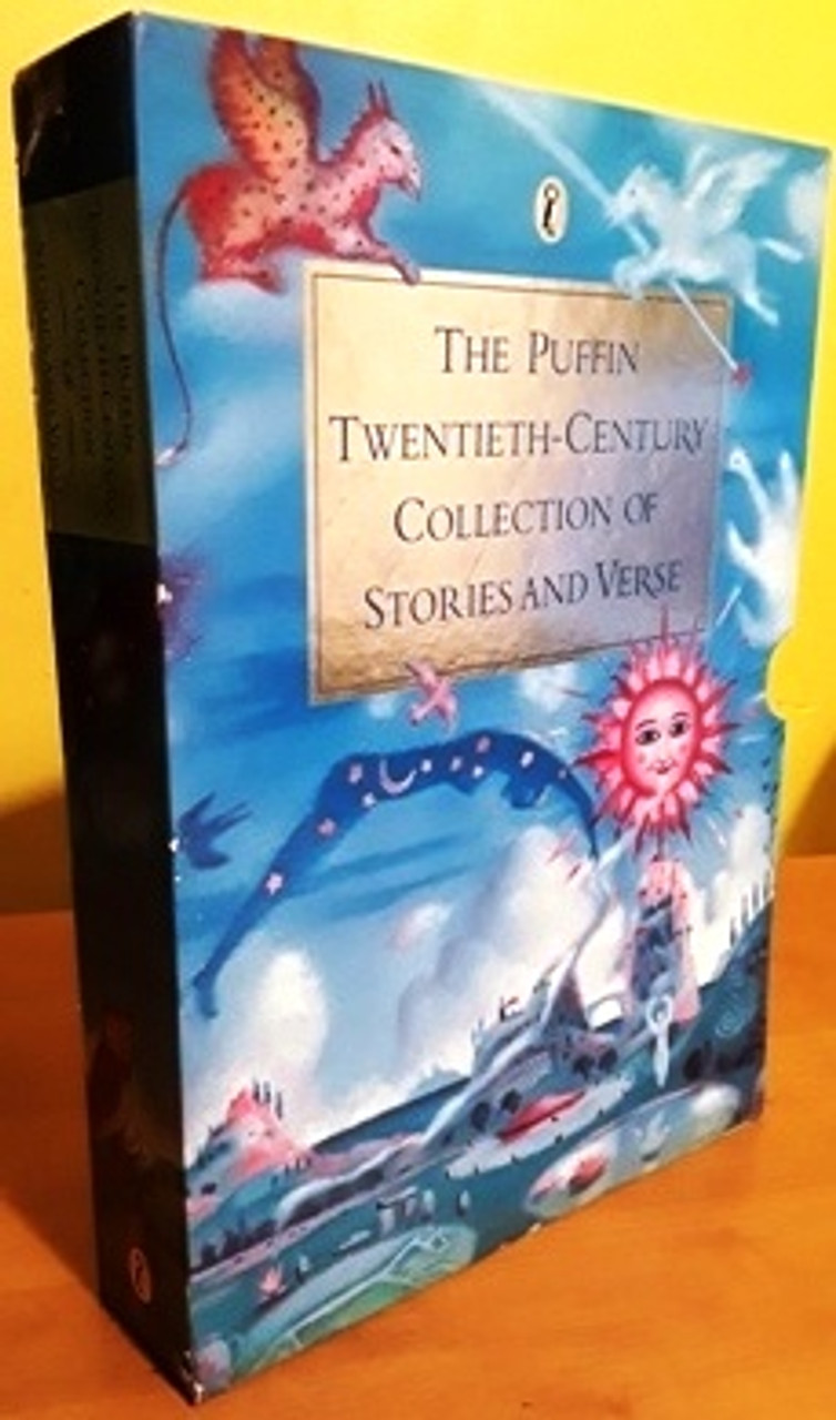 The Puffin Twentieth Century Collection of Stories and Verse (Complete 2 Book Box Set)
