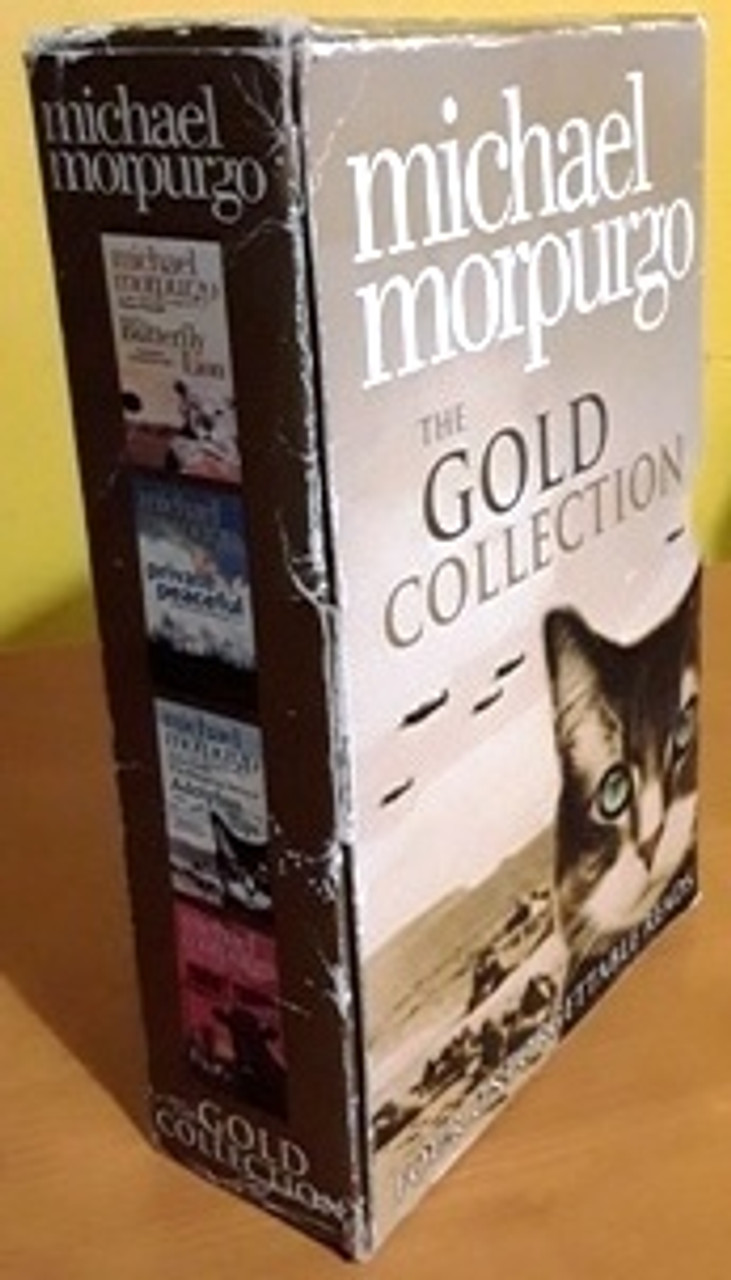 Michael Morpurgo: The Gold Collection Star Wars Reader Collection: The Clone Wars (Complete 4 Book Box Set)