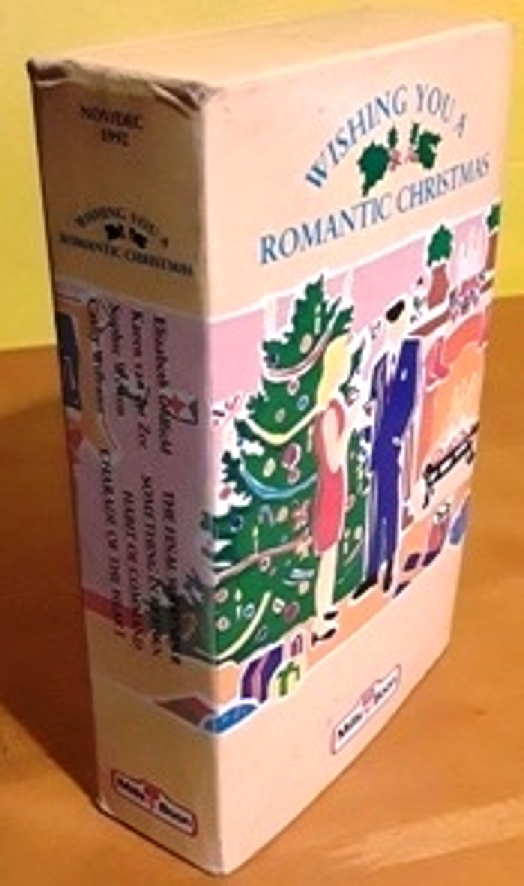 Mills & Boon: Wishing You a Romantic Christmas (Complete 4 Book Box Set)