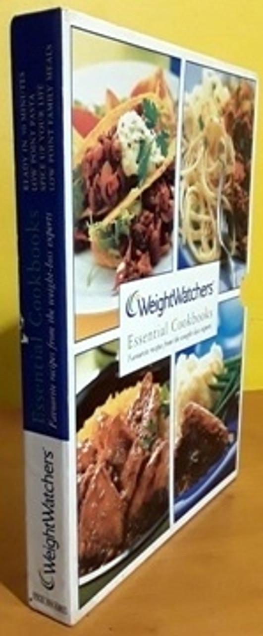 Weight Watchers: Essential Cookbooks (Complete 4 Book Box Set)