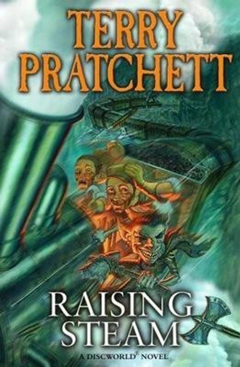 Pratchett, Terry / Raising Steam (Large Hardback) Discworld