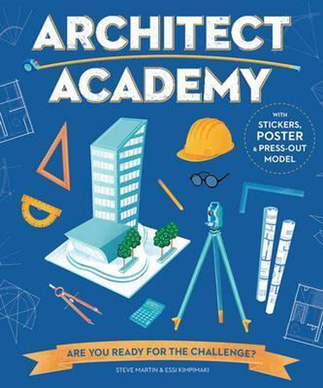 Martin, Steve & Kimpimaki, Essi - Architect Academy - PB Brand NEW Practical Architecture for Children