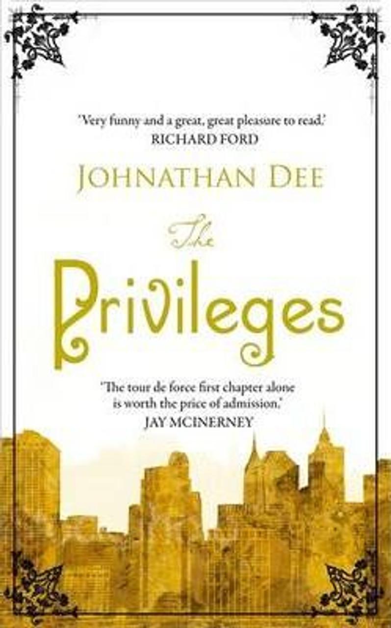 Dee, Jonathan / The Privileges (Medium Paperback)