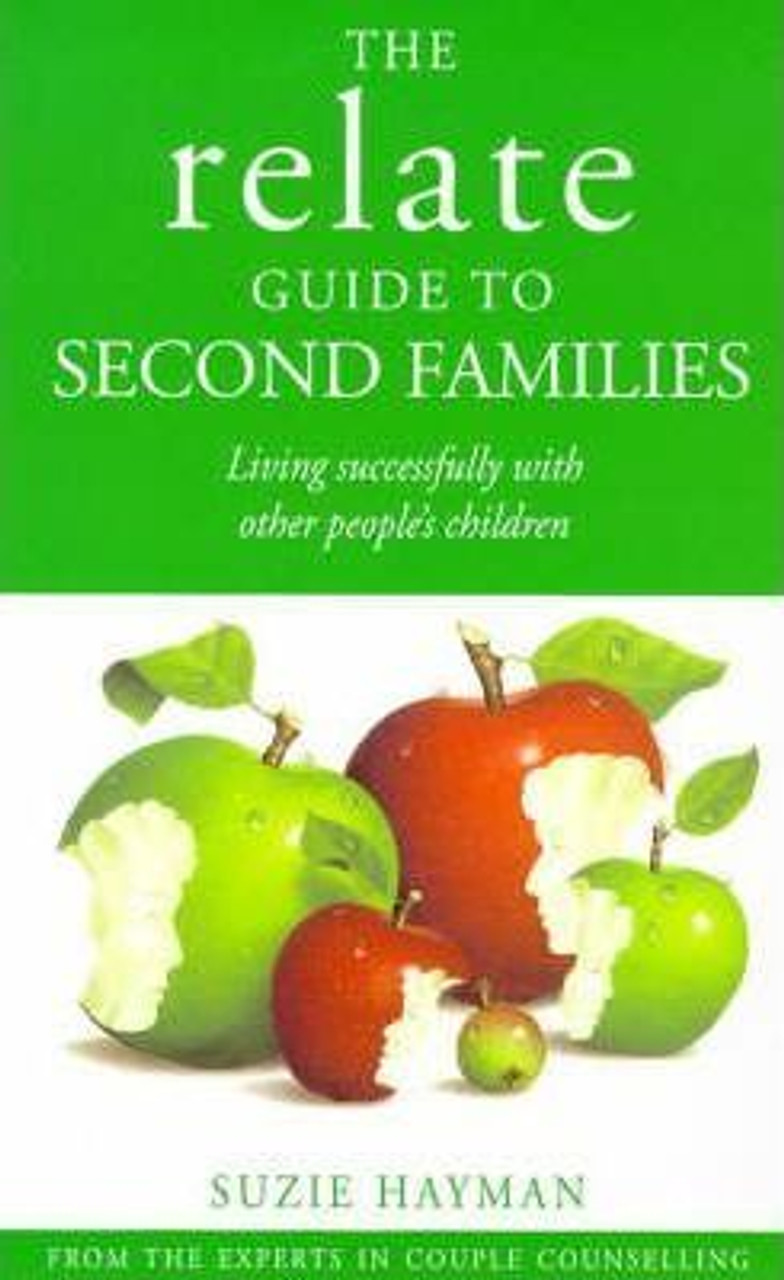 Hayman, Suzie / The Relate Guide To Second Families (Medium Paperback)