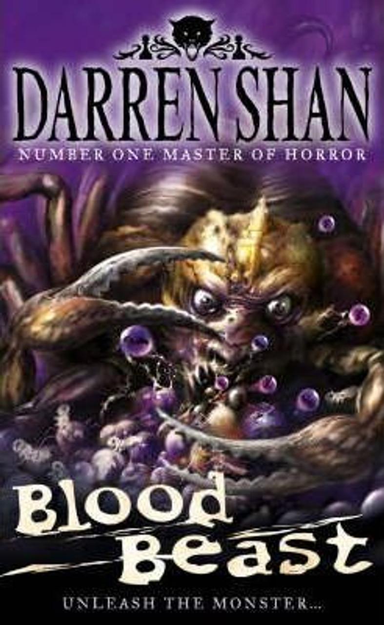 Shan, Darren / Blood Beast (Medium Paperback) ( Demonata Book 5 )