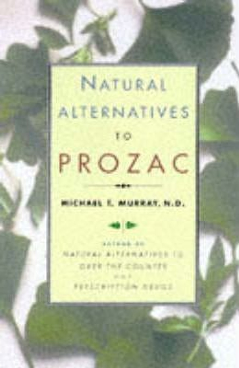 Murray, Michael T. / Natural Alternatives to Prozac (Medium Paperback)