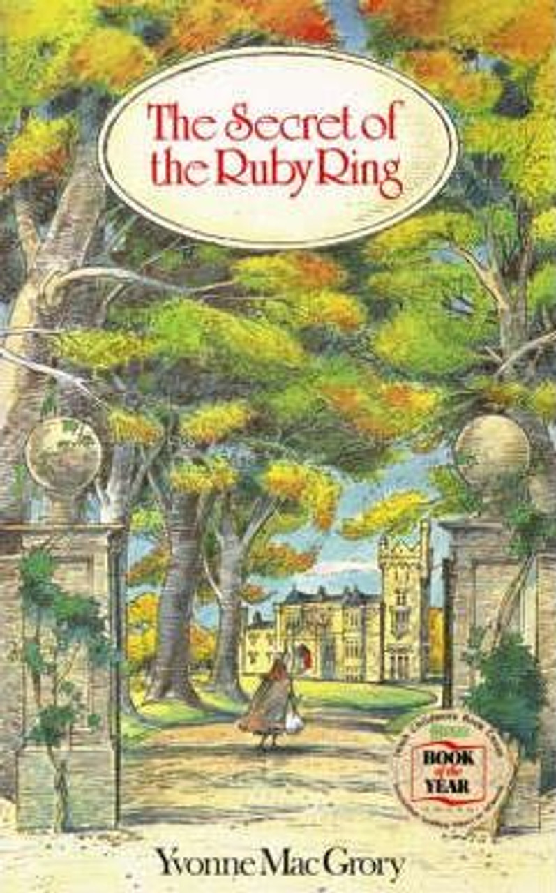 MacGrory, Yvonne / The Secret of the Ruby Ring (Medium Paperback)