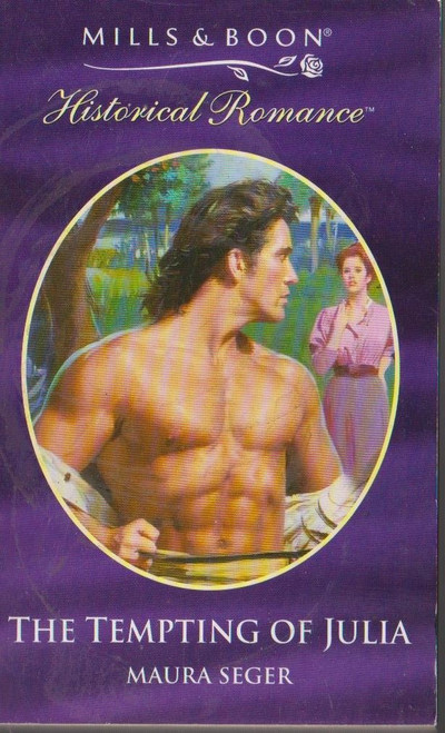 Mills & Boon / Historical / The Tempting Of Julia