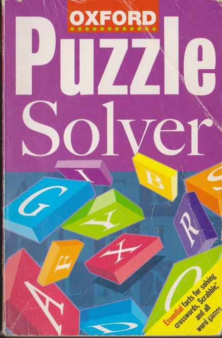 Oxford Puzzle Solver