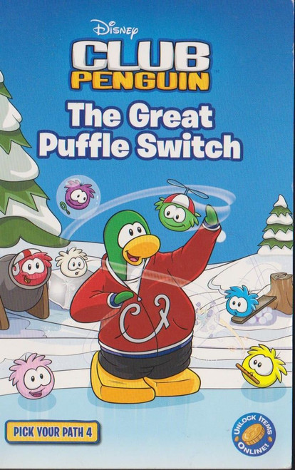 Disney, Club Penguin / The Great Puffle Switch