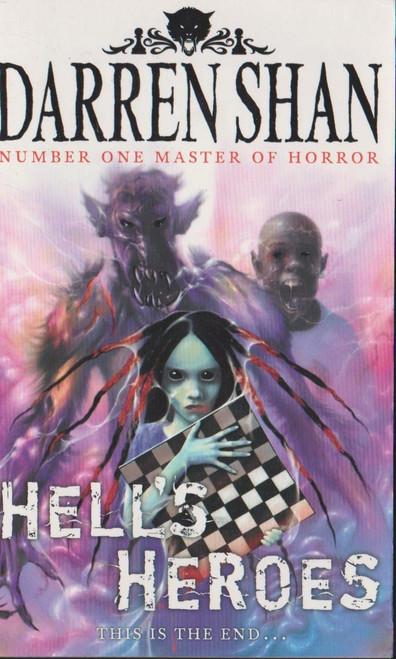 Shan, Darren / Hells Heroes  ( Demonata, Book 10 )