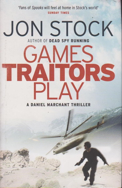 Jon Stock Games Traitors Play Signed By The Author Thebookshop