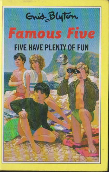 Blyton, Enid / The Famous Five, Five Have Plenty of Fun
