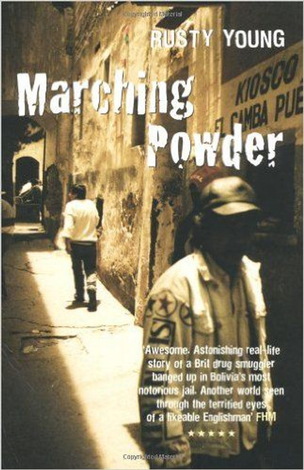 Young, Rusty / Marching Powder