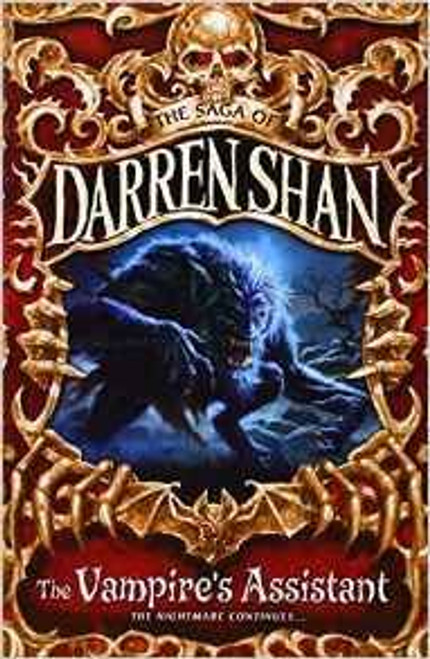 Shan, Darren / The Vampire's Assistant ( Saga of Darren Shan , Book 2 )