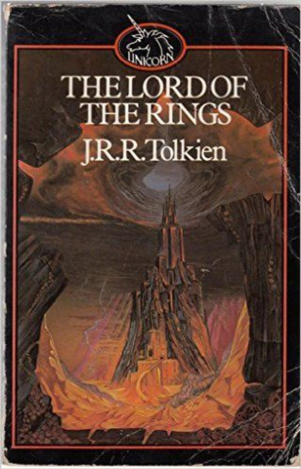 Tolkien, J.R.R. / The Lord of the Rings - 3 in 1 Volume PB - Fellowship, Two Towers & Return King