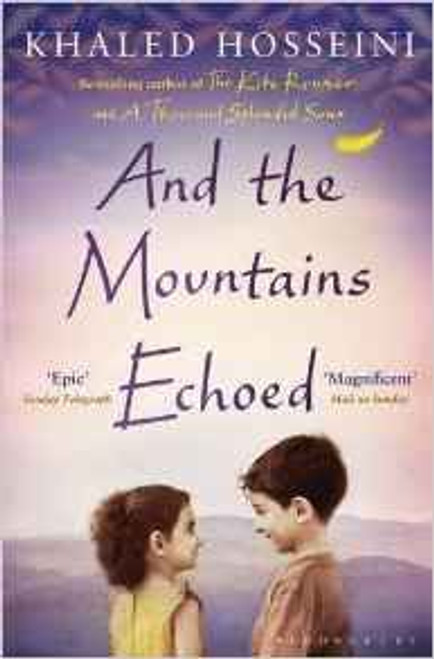Hosseini, Khaled / And the Mountains Echoed