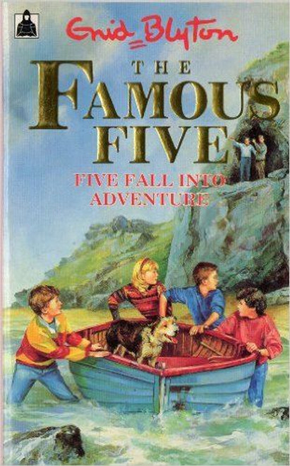 Blyton, Enid / The Famous Five, Five Fall Into Adventure