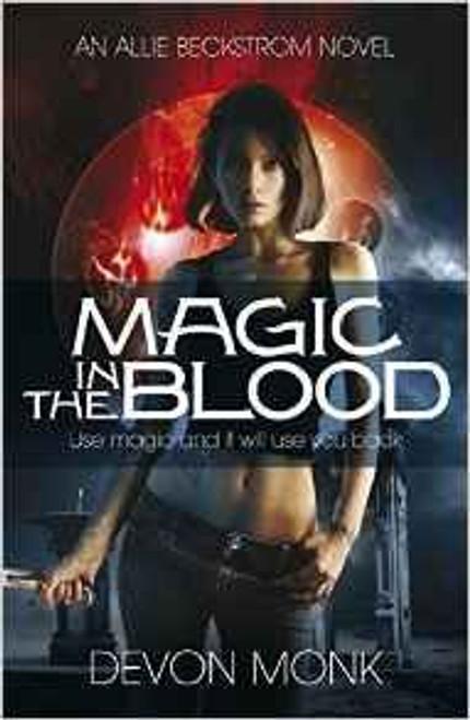 Monk, Devon / Magic in the Blood