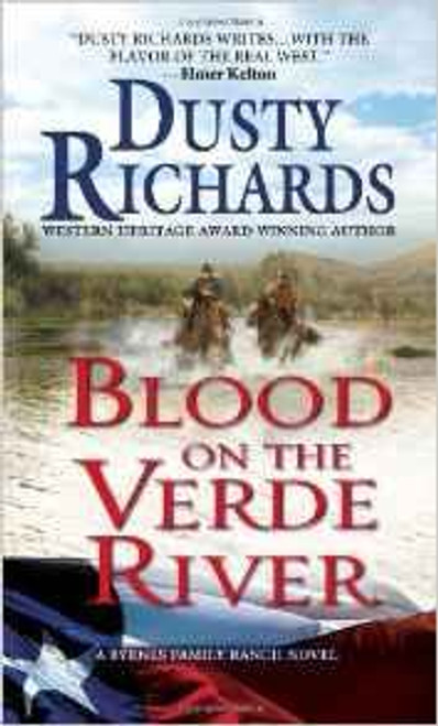 Richards, Dusty / Blood on the Verde River