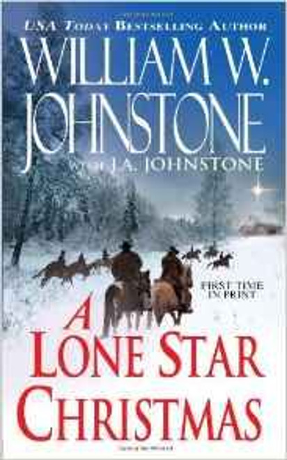Johnstone, William W. / A Lone Star Christmas