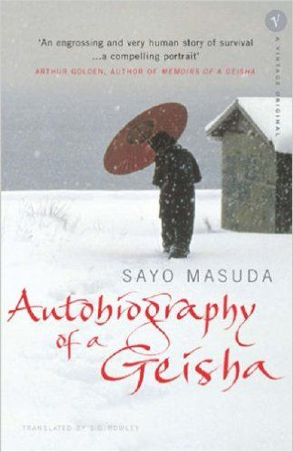 Masuda, Sayo / AutoBiography Of A Geisha