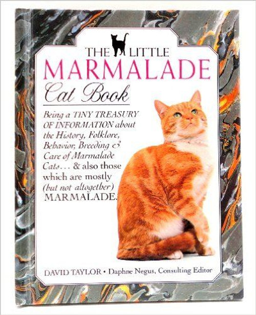 Taylor, David / The Little Marmalade Cat Book