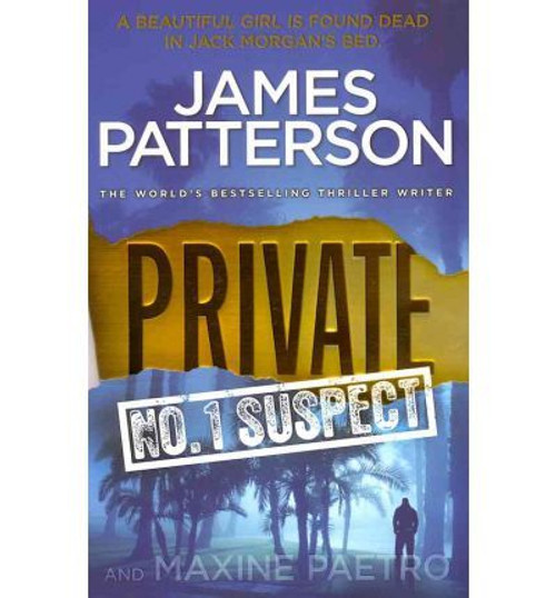 Patterson, James / Private: No. 1 Suspect (Large Paperback)