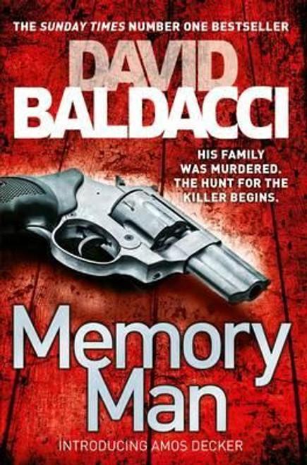 Baldacci, David / Memory Man (Large Paperback)
