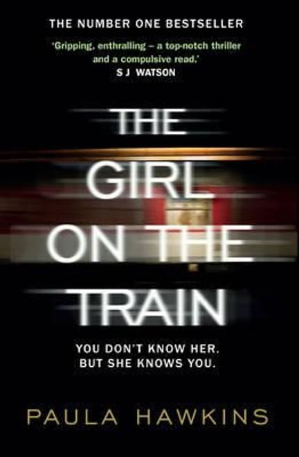 Hawkins, Paula / The Girl on the Train (Large Paperback)