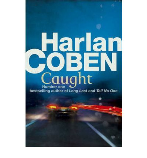 Coben, Harlan / Caught (Large Paperback)