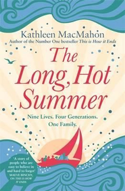 MacMahon, Kathleen / The Long Hot Summer (Large Paperback)