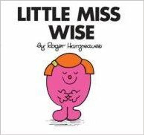 Mr Men and Little Miss, Little Miss Wise