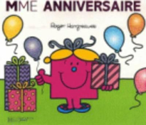Mr Men and Little Miss, Mme Anniversaire