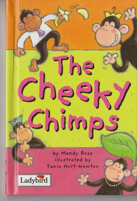 ladybird / The Cheeky Chimps