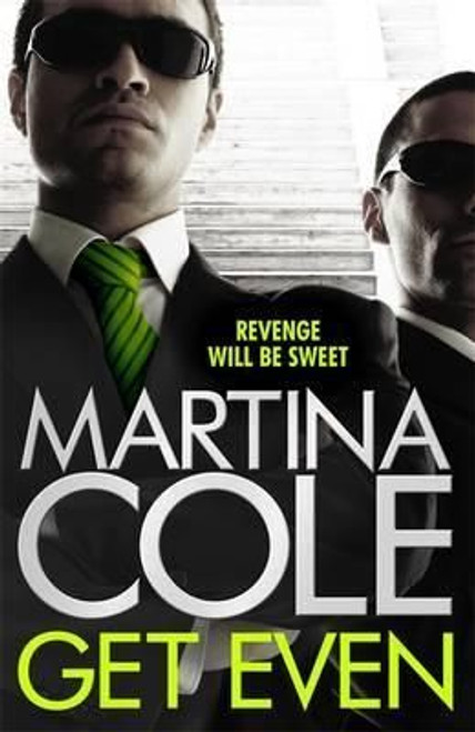 Cole, Martina / Get Even (Large Paperback)