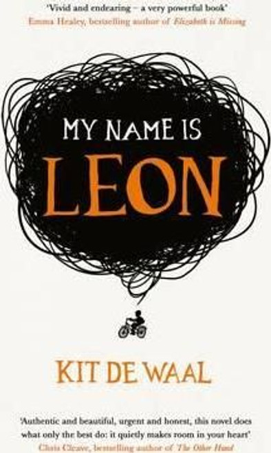 Waal, Kit De / My Name is Leon (Large Paperback)